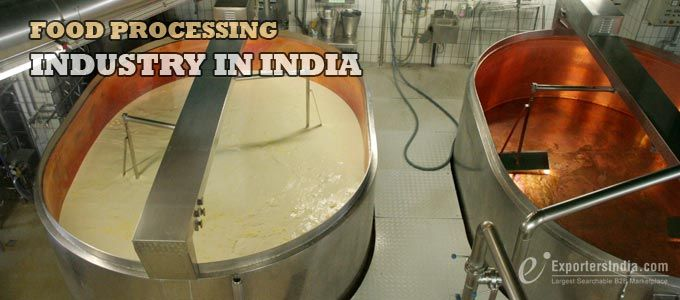 Food Processing Industry in India - Rising And Ripening