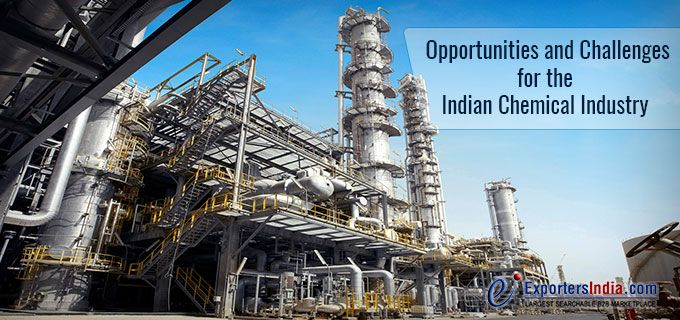 chemical industry in india