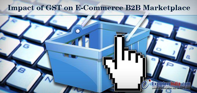GST Impact on B2B Marketplace