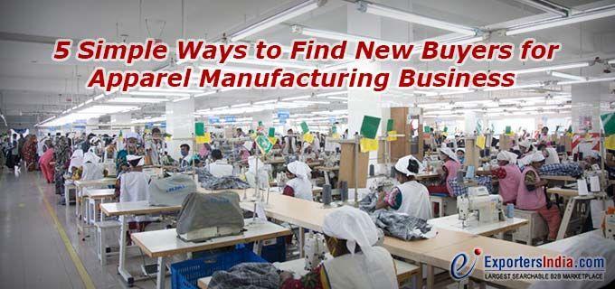 garment buyers in india