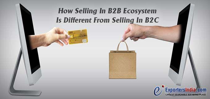 B2C Selling