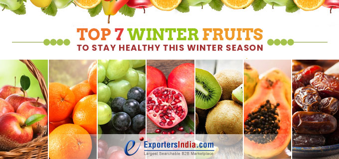 Top 7 Fruits for Winter Season