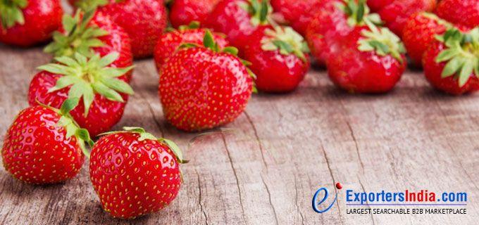 Health Benefits of Straeberry