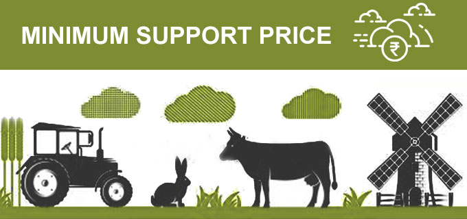 Minimum Support Price for KISAN
