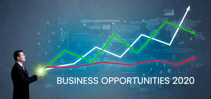 The Best Business Opportunities for 2020