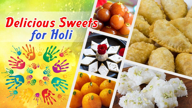 7 Delicious Sweets You Must Try This Holi
