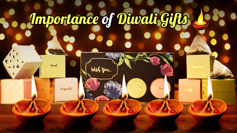 Importance Of Diwali Gifts In India