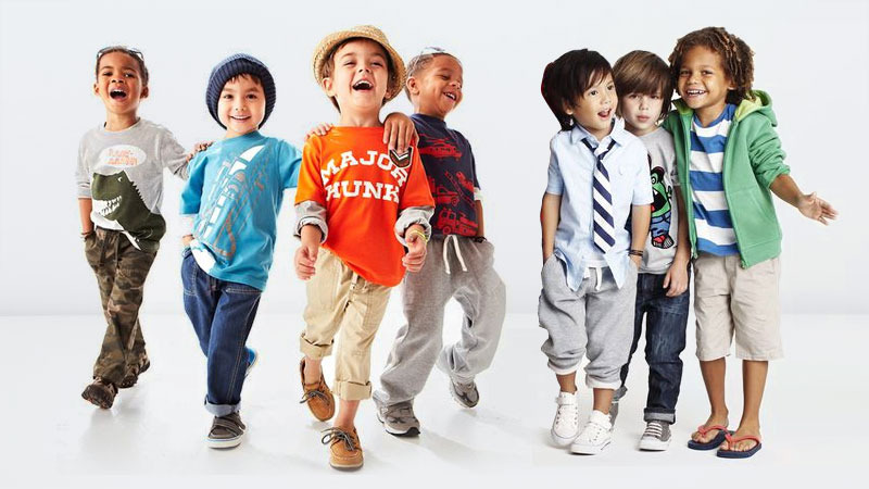 Cool Casual Wear for Boys this Summer