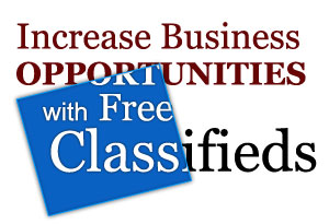 Increase Business Opportunities With Free Classifieds
