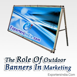The Role Of Outdoor Banners In Marketing