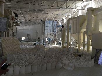 Talc Plant at UDAIPUR