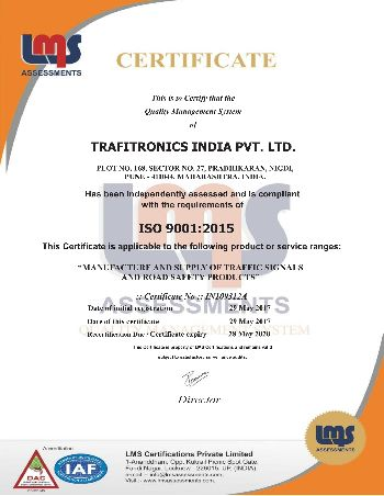 ISO Certificate (TIPL)