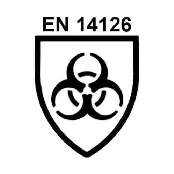EN 14126 Certificate