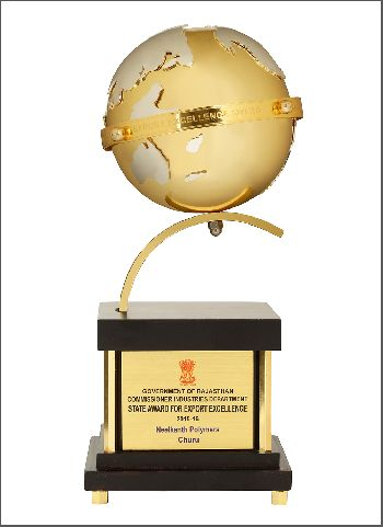 Export Excellence Trophy 2015-2016