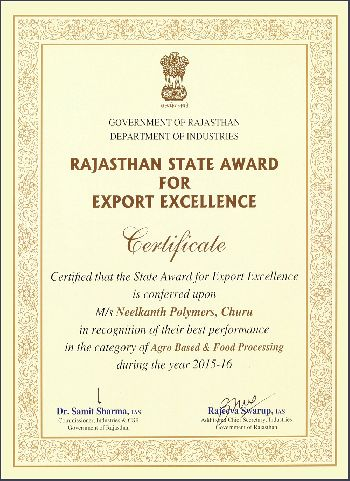 Export Excellence 2015-2016