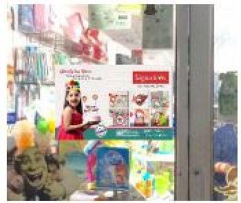 Poster for Shop Branding