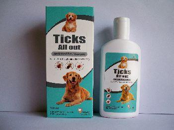 Medicated Pets Shampoo