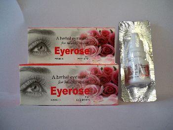 Eyerose Sterile Eye Drops
