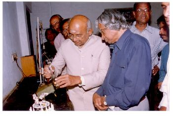 Meeting with Dr.Kalam
