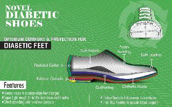 Novel Diabitic Shoe