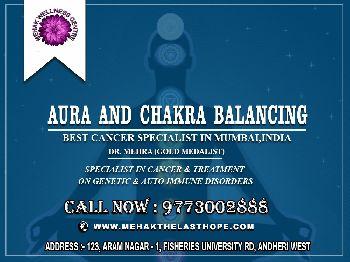 MWC Aura and Chakra Balancing