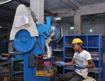 Power Press Capacity 5-100 Ton