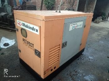 Rental DG Set - Mahindra