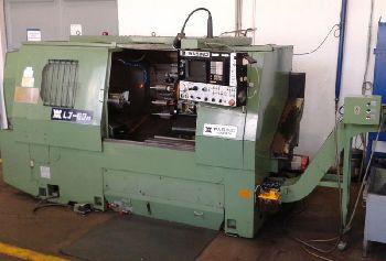 (1) CNC Turn Mill Machine