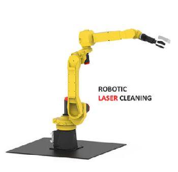 Robotic Laser Cleaning Machine