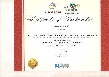 Certification EEPC