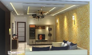 Drawing Room Design by Asri Interiors