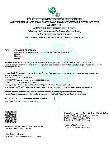 RCMC Certificate