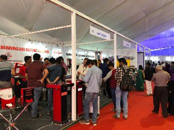 AISA Exhibition Aurangabad 2018