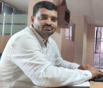 Ghanshyam Singh (Sales Head)
