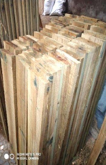 6 Wooden Parts