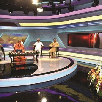 Broadcast Newsroom