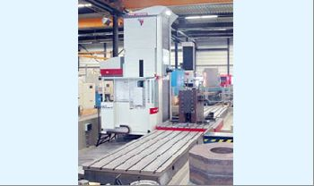 CNC HBM 130 mm