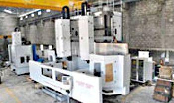 CNC VTL - 5 meters