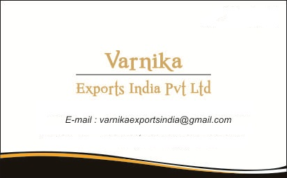 Varnika Exports India Private Limited