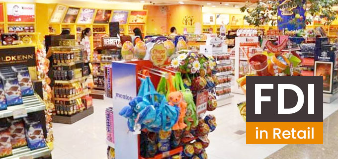 Ankit Gupta Shares Concern Of Small Store Owners And Retailers Over Changes In FDI Guidelines