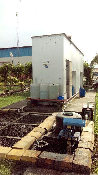 Combined Effluent Treatment Plant