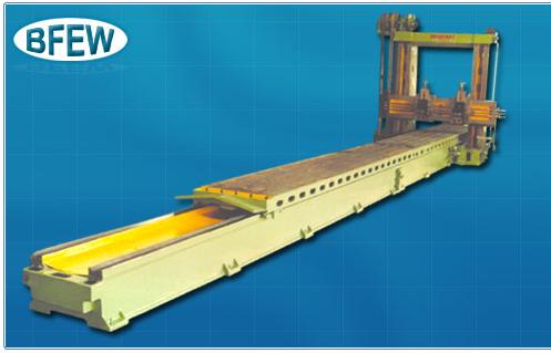 Rail Planer Machine