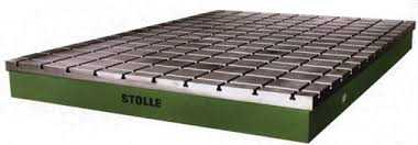 T Slotted Base Plates