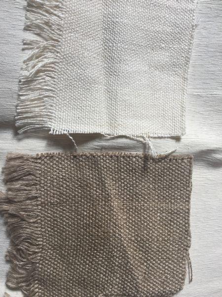 Pure Linen Fabric 01