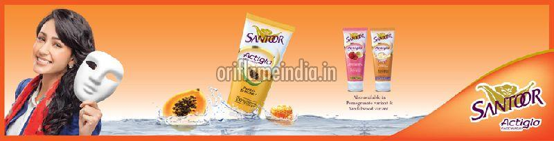 Santoor Face Wash
