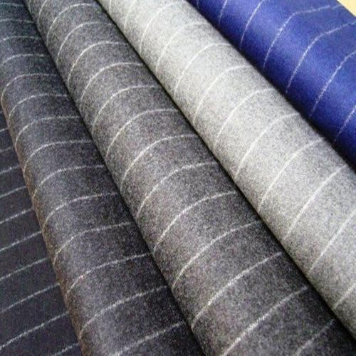 Stripes Suiting Fabric