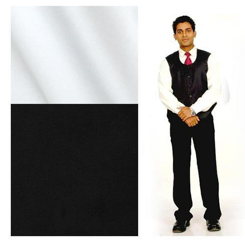 Waiter Uniform Fabric