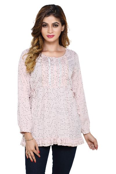 Ladies Tunic Tops 02