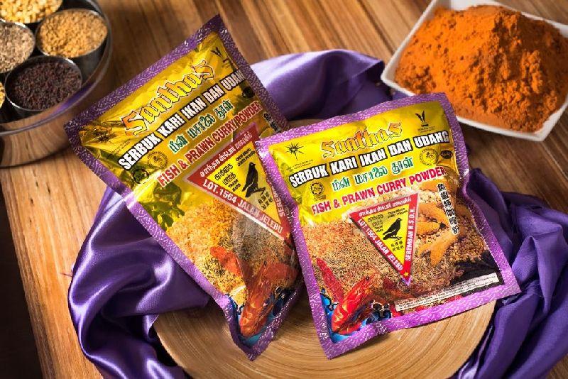 Fish & Prawn Curry Powder