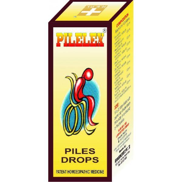 Pilelex Pile Drops